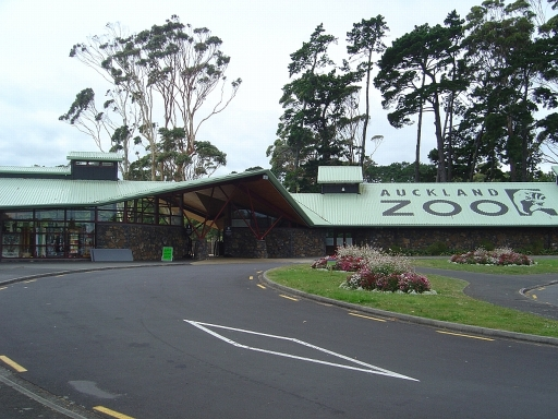 Auckland Zoo, New Zealand