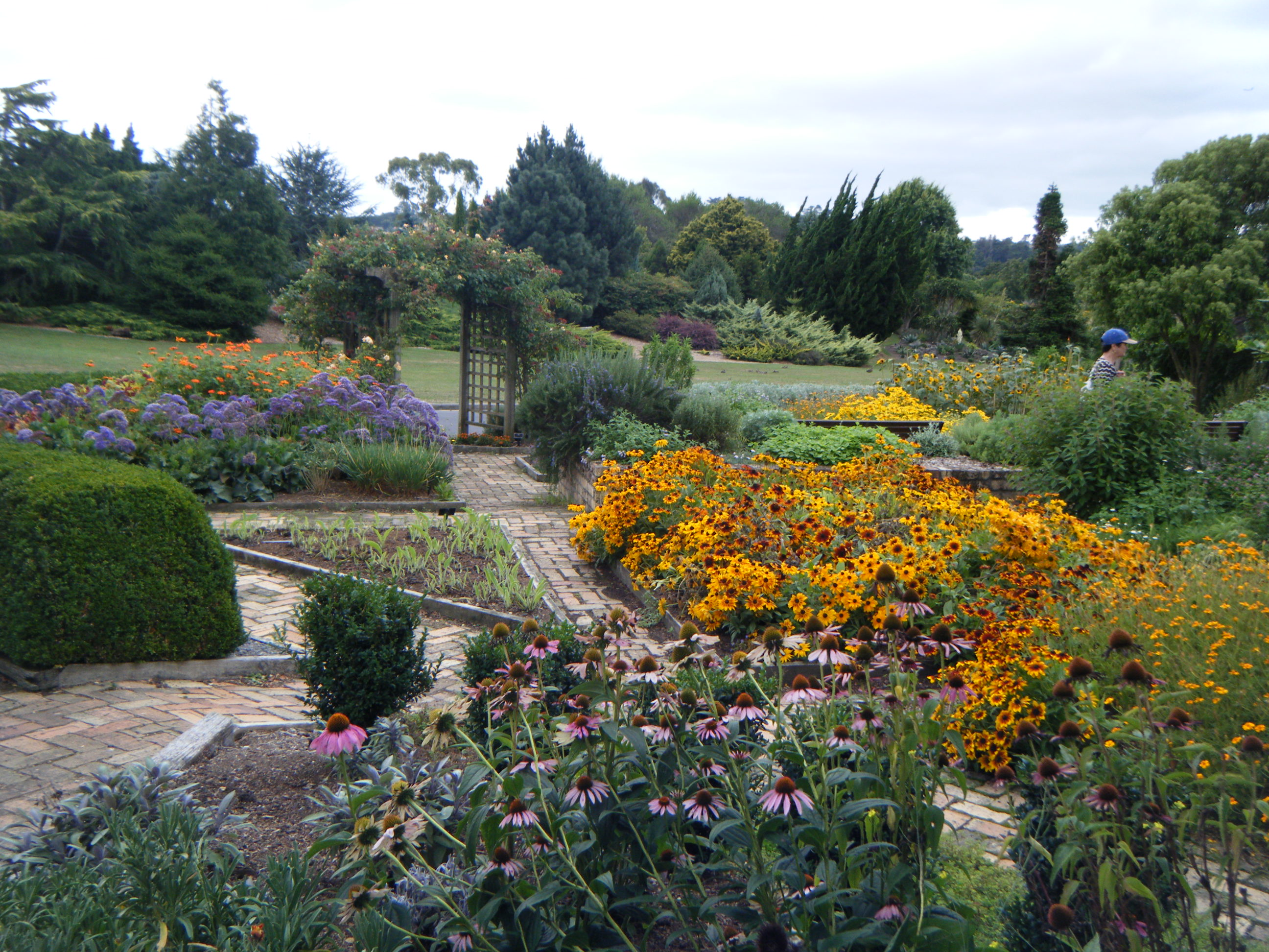 Auckland Botanic Gardens, New Zealand