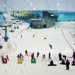 Ski Dubai, Indoor ski resort in Dubai