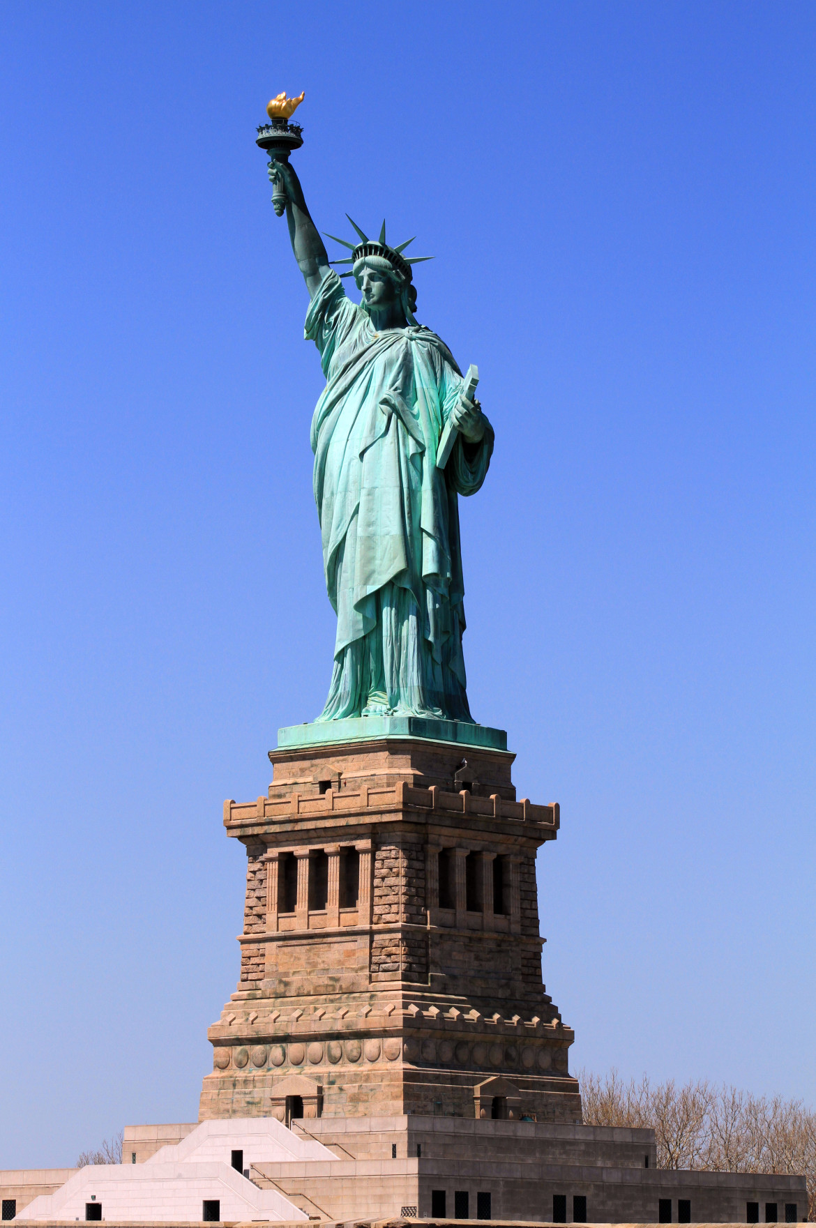 statue of liberty -usa