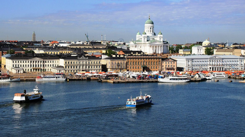 Helsinki (Capital City Of Finland)