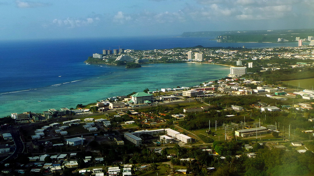 Hagatna – capital of guam