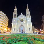 Curitiba (Capital, Largest City of Brazilian State of Parana)