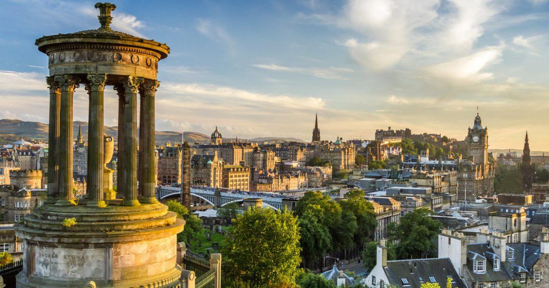 Edinburgh (Scotland, Europe)