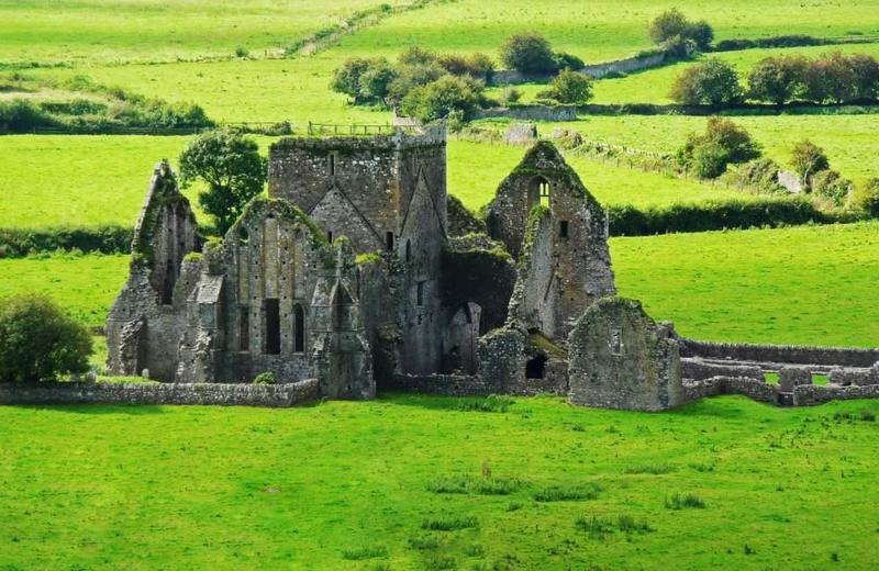 Ireland Facts (North Atlantic, Europe)