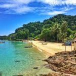 Kapas Island – Off East Coast Of Malaysia