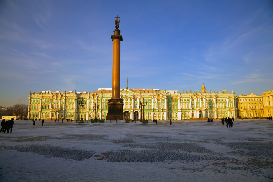 St. Petersburg (Russia's Northern Capital)