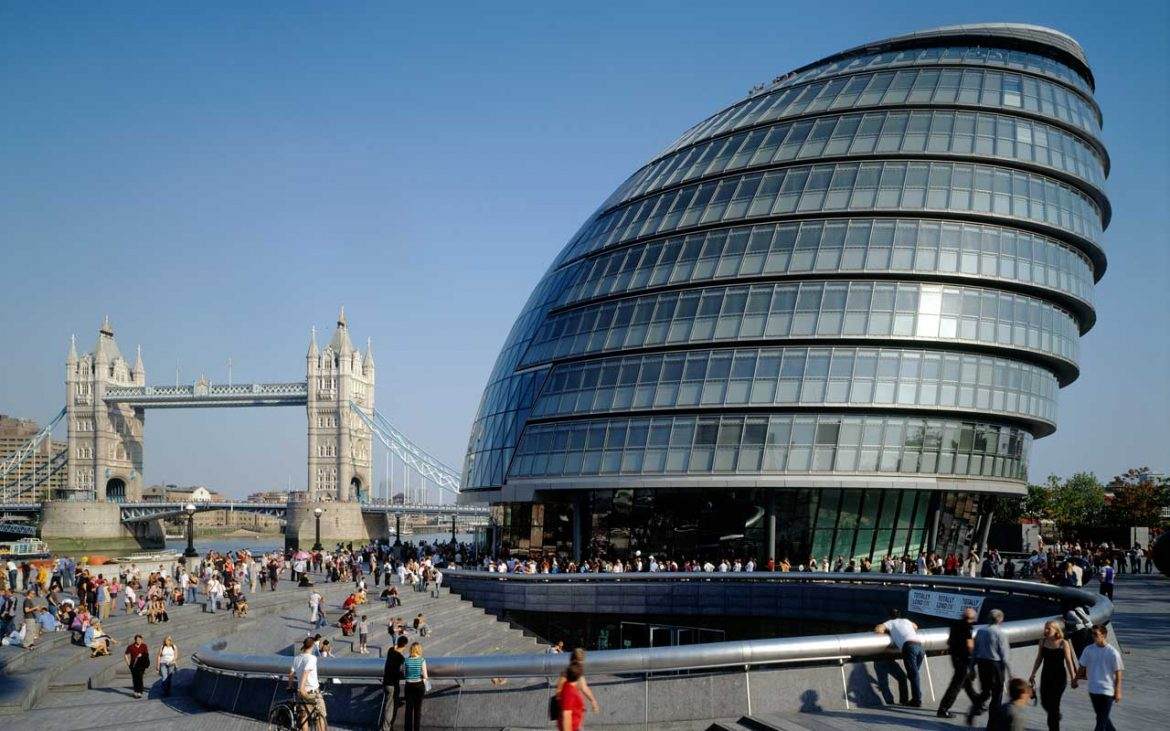 London City Hall, a Free South Bank Attraction