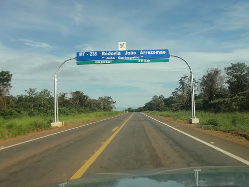 Campo Novo do Parecis brazil