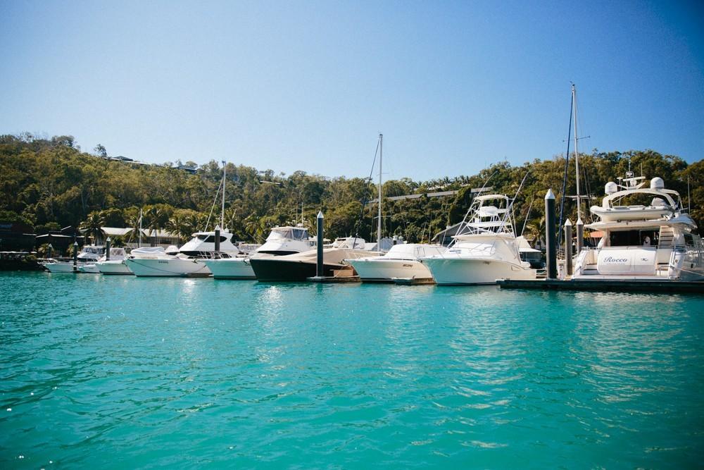 Hamilton Island Boating