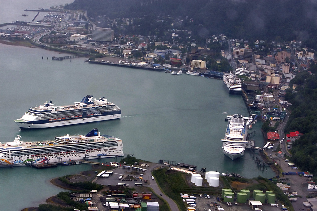 Cruise Ship Excursions in Juneau, Alaska