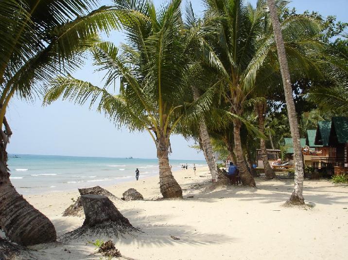 Koh Chang, Green Island