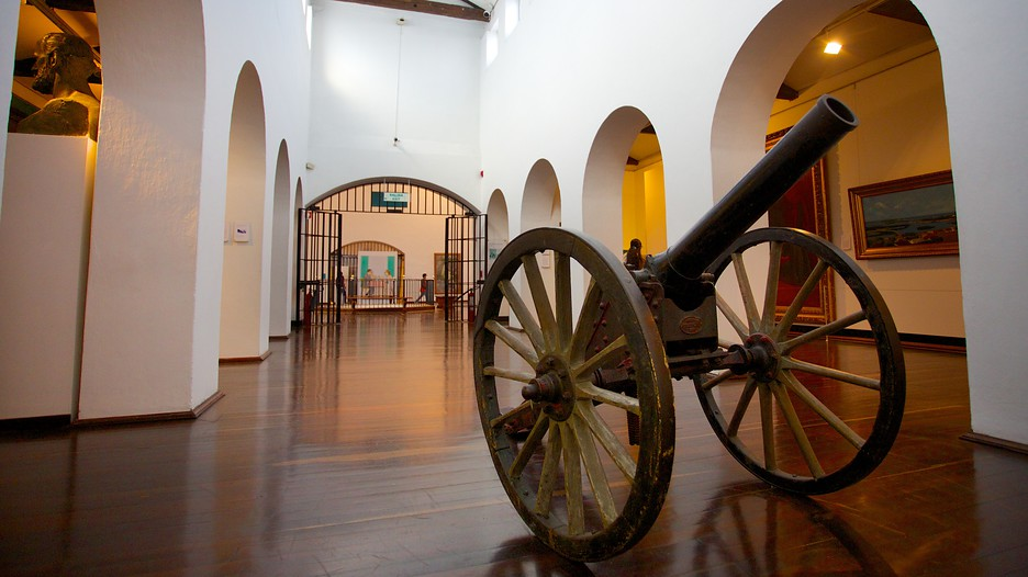 COLOMBIAN NATIONAL MUSEUM BOGOTA(COLOMBIA)