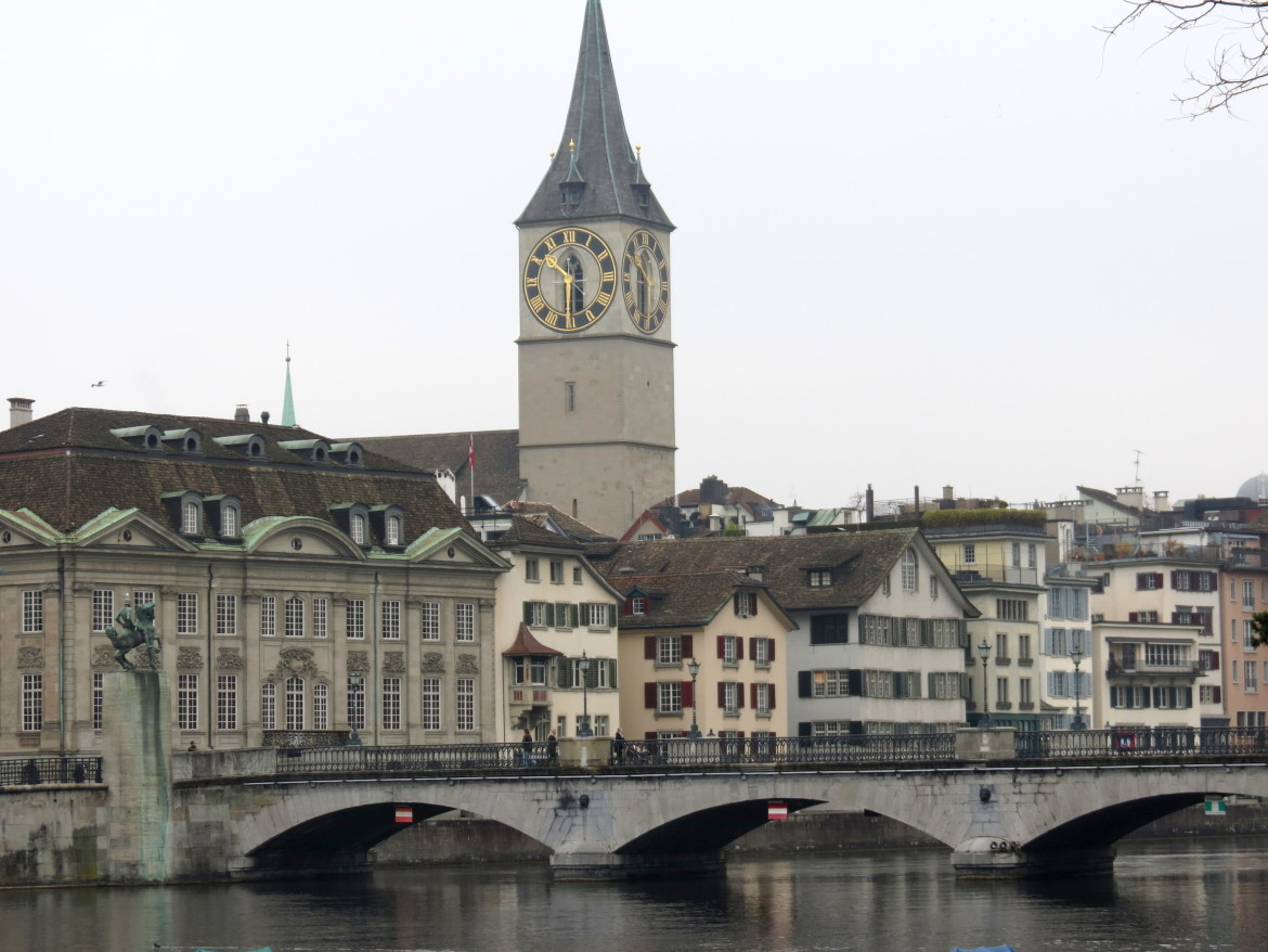 st peters Zurich