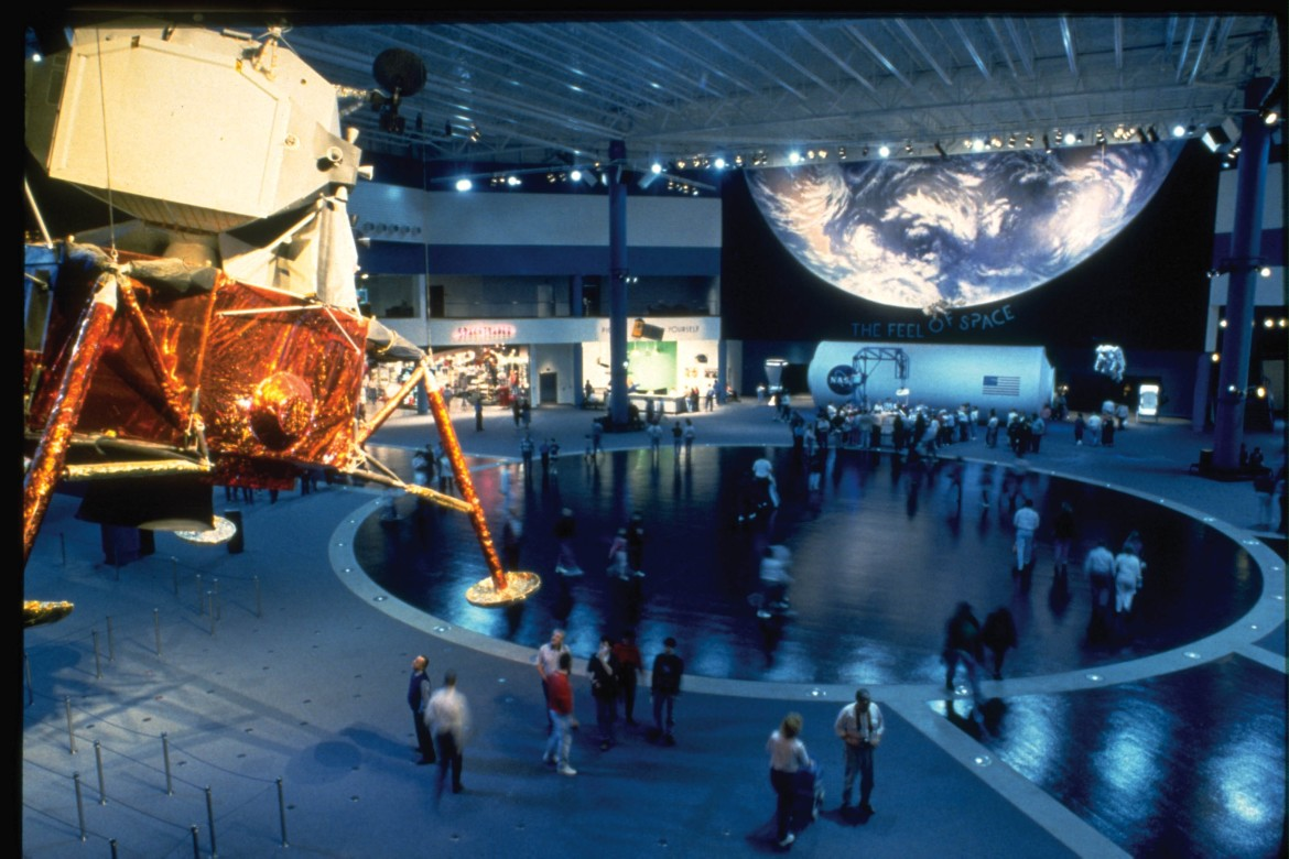 SpaceCenterHouston-Interior