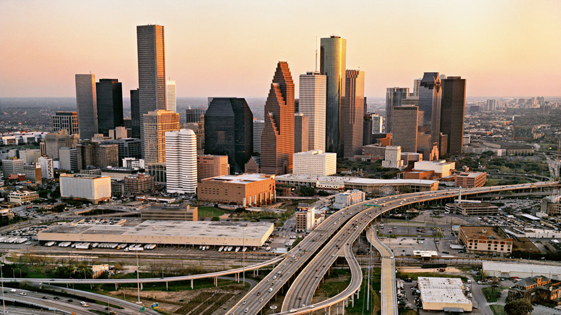 Houston, the largest city of Texas