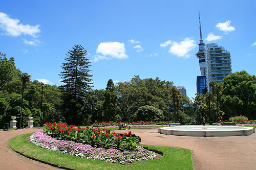beautiful albert park