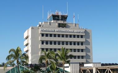 international airport of honolulu hawaii