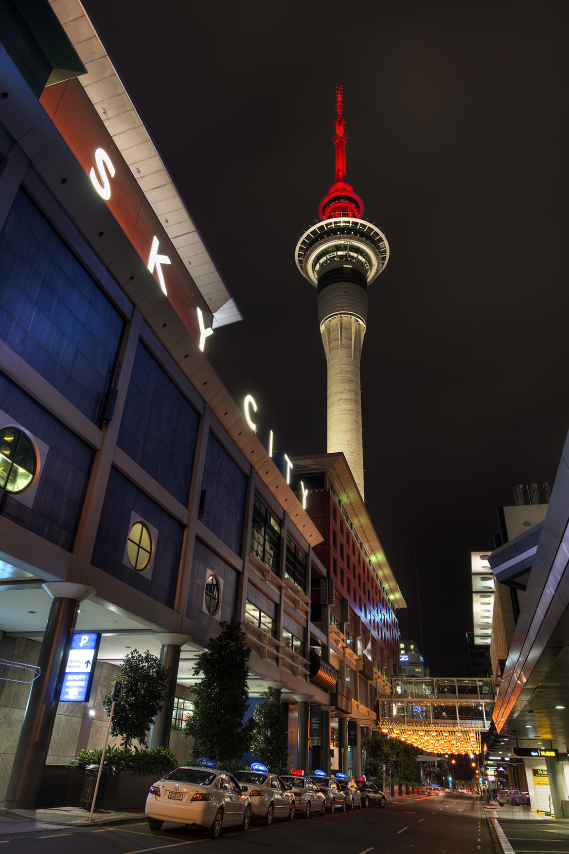 skycity auckland, new zealand