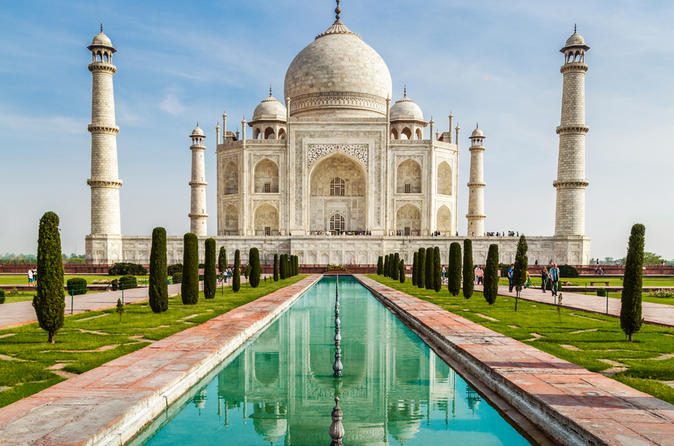 Agra, the city of Taj