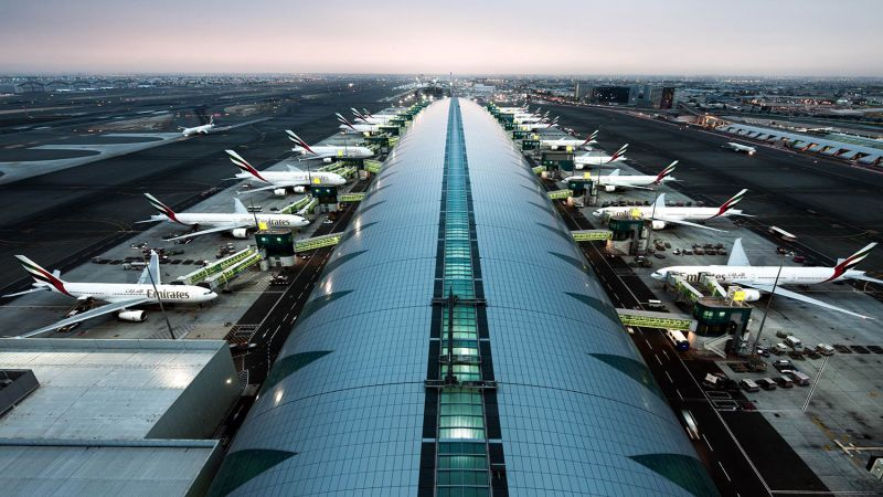 dubai international airport terminal