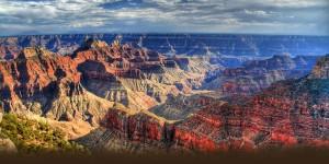 Grand Canyon areil veiw