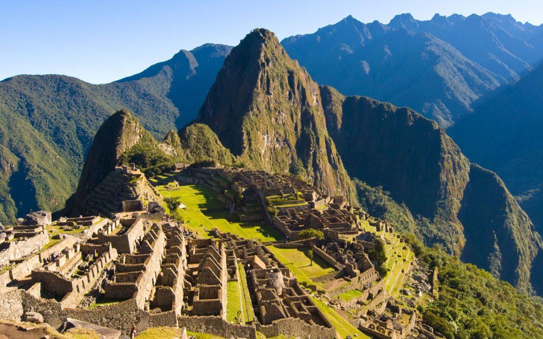 machu picchu a unesco world heritage site