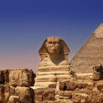 Giza Necropolis, Cairo; Egypt