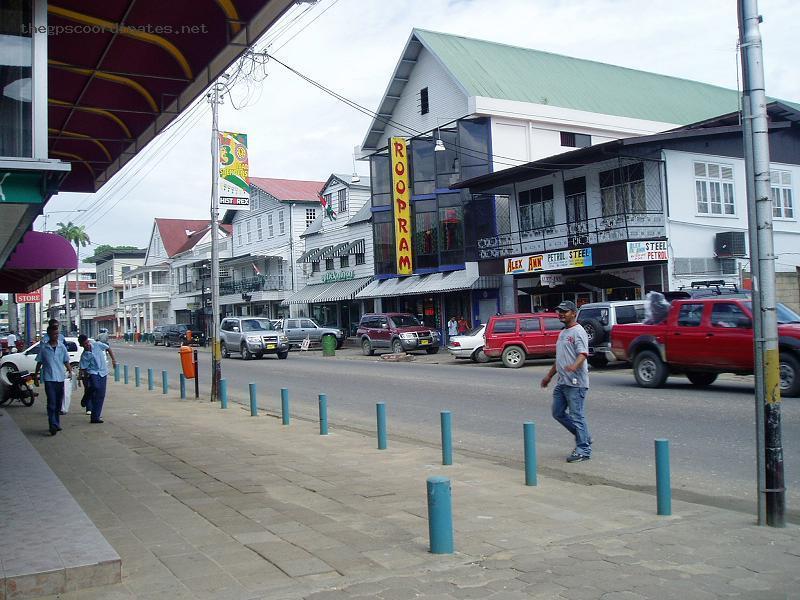 surinmae street