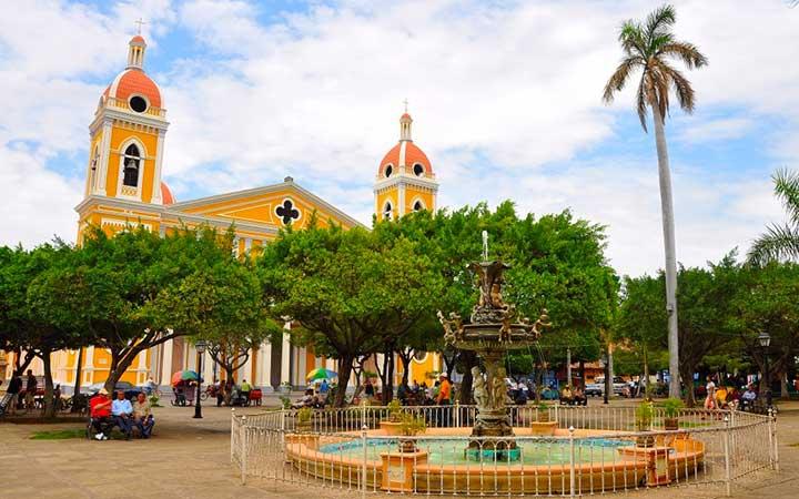 Managua (Nicaragua – Central America, Isthmus of Panama)