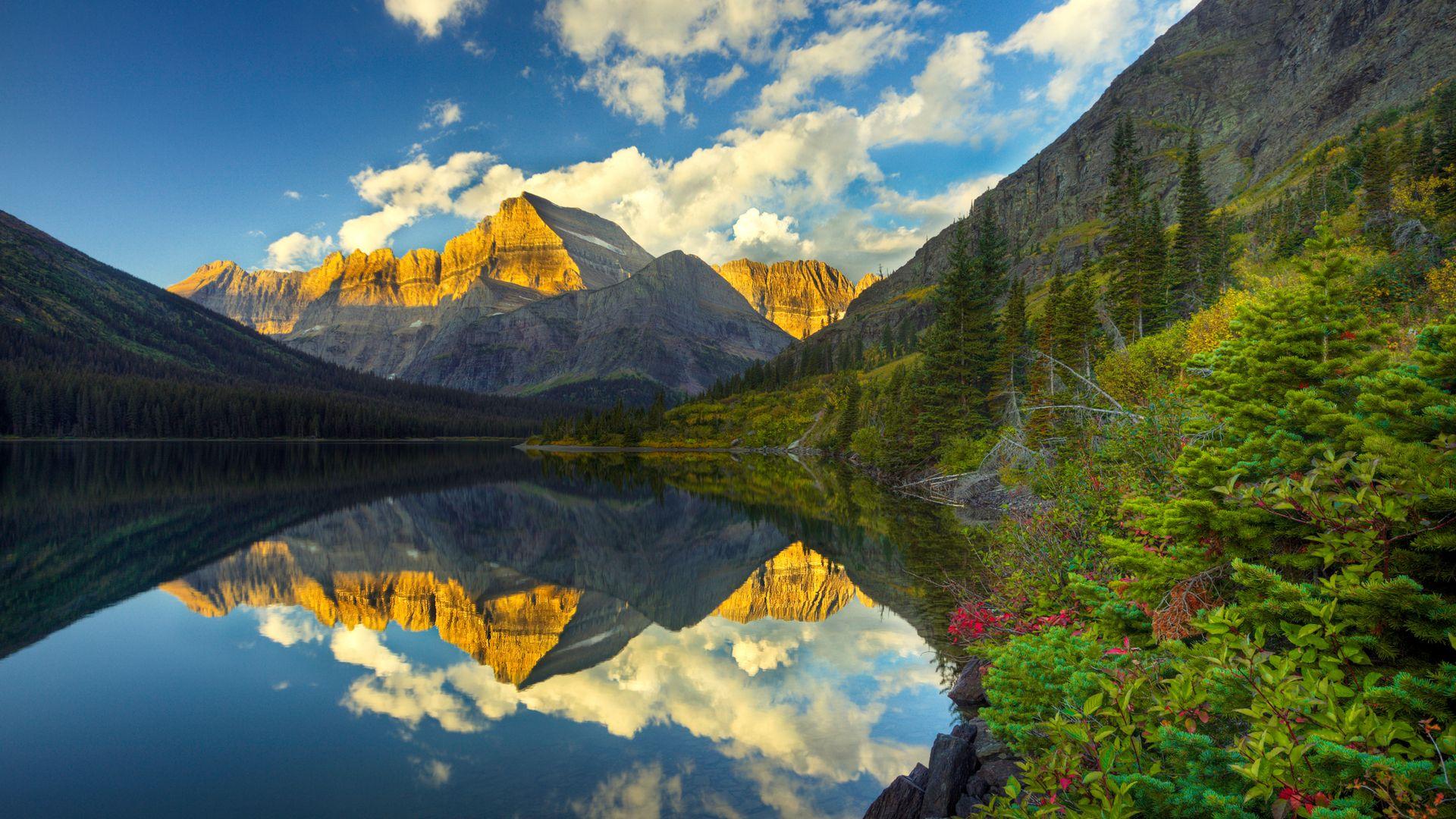 Glacier National Park Montana United States Visit All Over