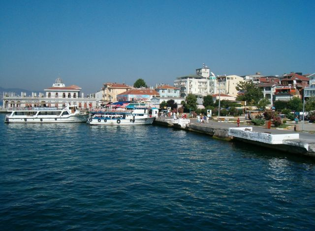 Buyukada Island (Marmara Sea - Turkey)