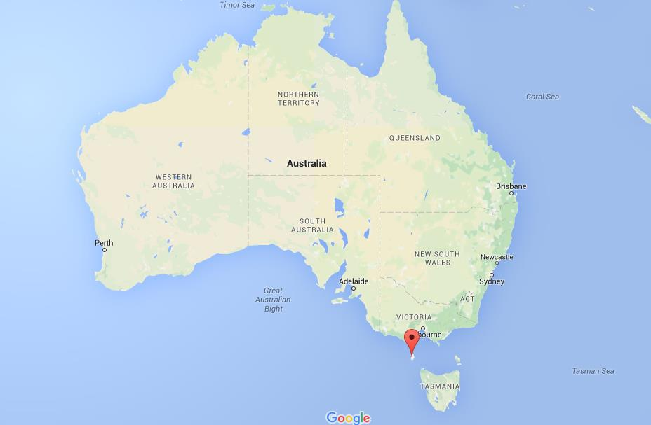King Island, Australia