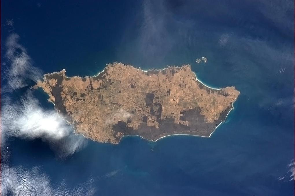 King Island in Australia