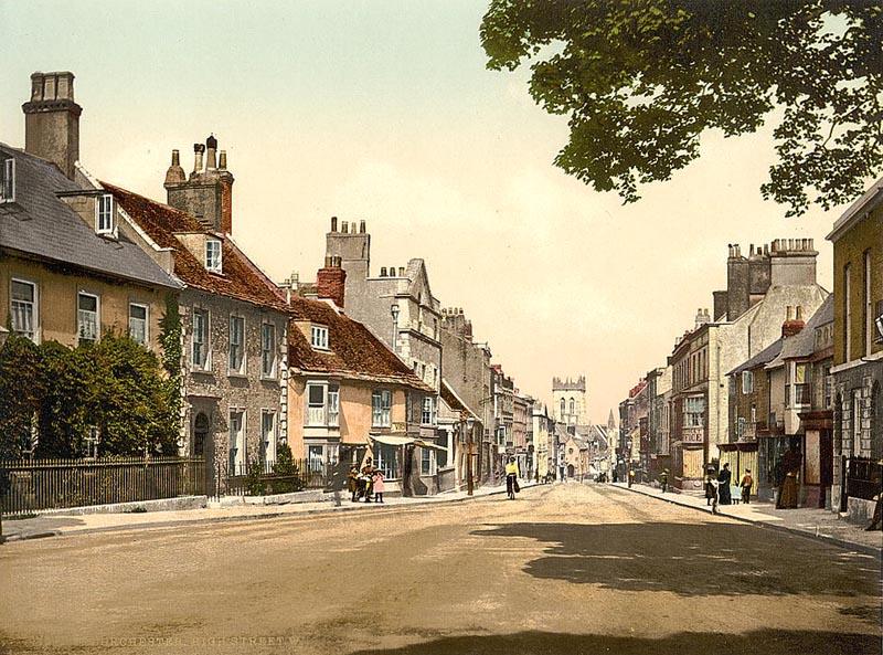 Dorchester in Dorset