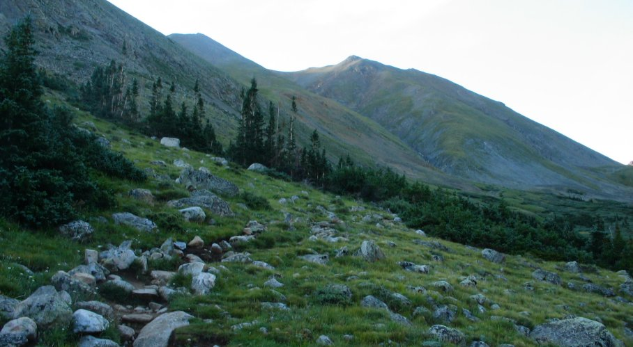 Mount Belford, Colorado