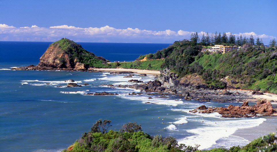 Port Macquarie in New South Wales