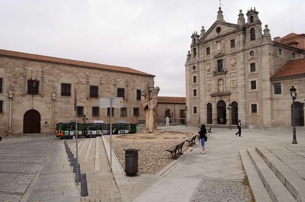 Avila-Spain