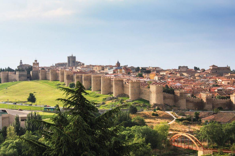 Avila (Spain - Europe)