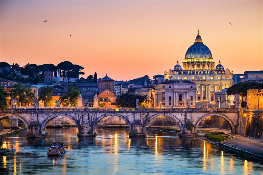 Essay on the Foreign Country -rome