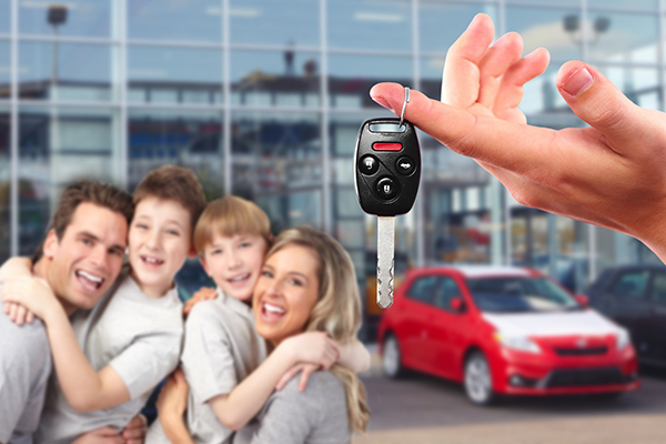 Rent a Car Tips To Make A Family Vacation Easier