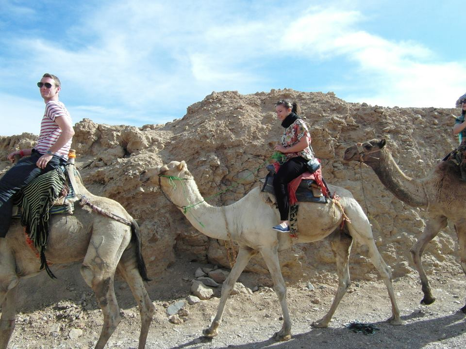 egypt camel safari