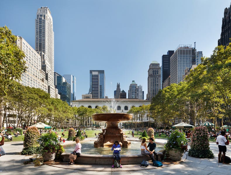Bryant Park – New York