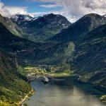 Geiranger, West Norway