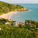 Koh Lanta and surrounding beaches in Thailand