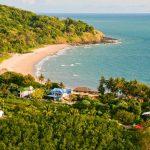 Koh Lanta and surrounding beaches in Thailand
