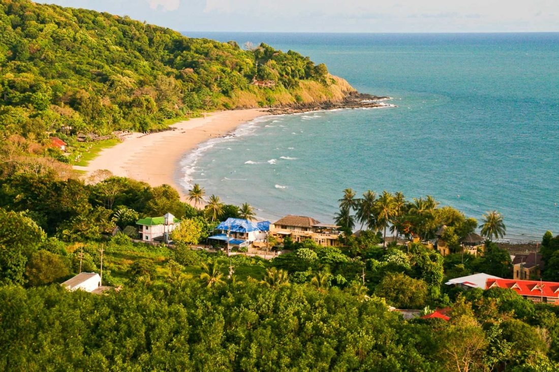 Koh Lanta, surrounding beaches in Thailand