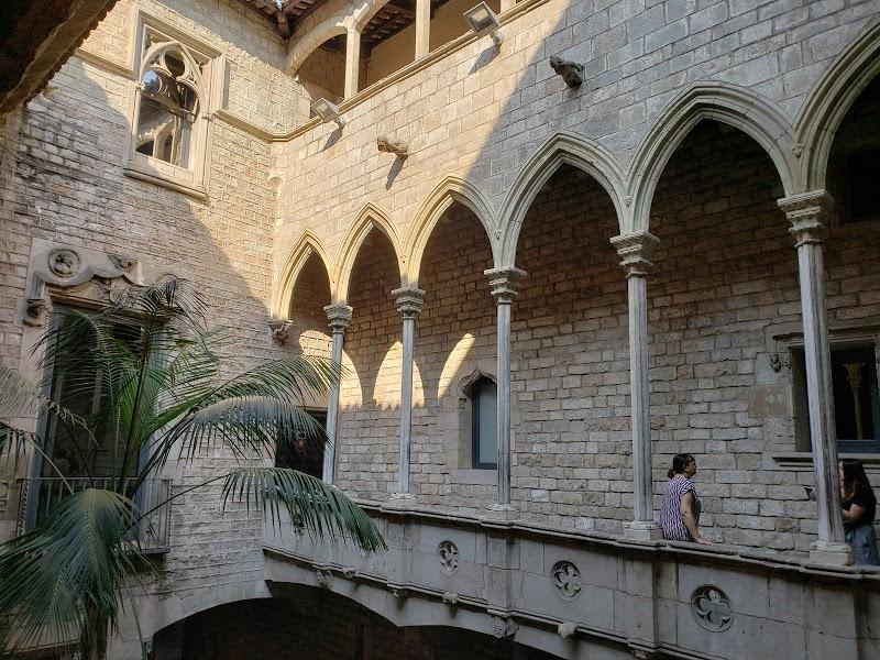 Picasso Museum -Malaga, Andalusia