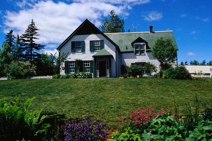 Prince Edward Island and Anne of Green Gables (Canada)