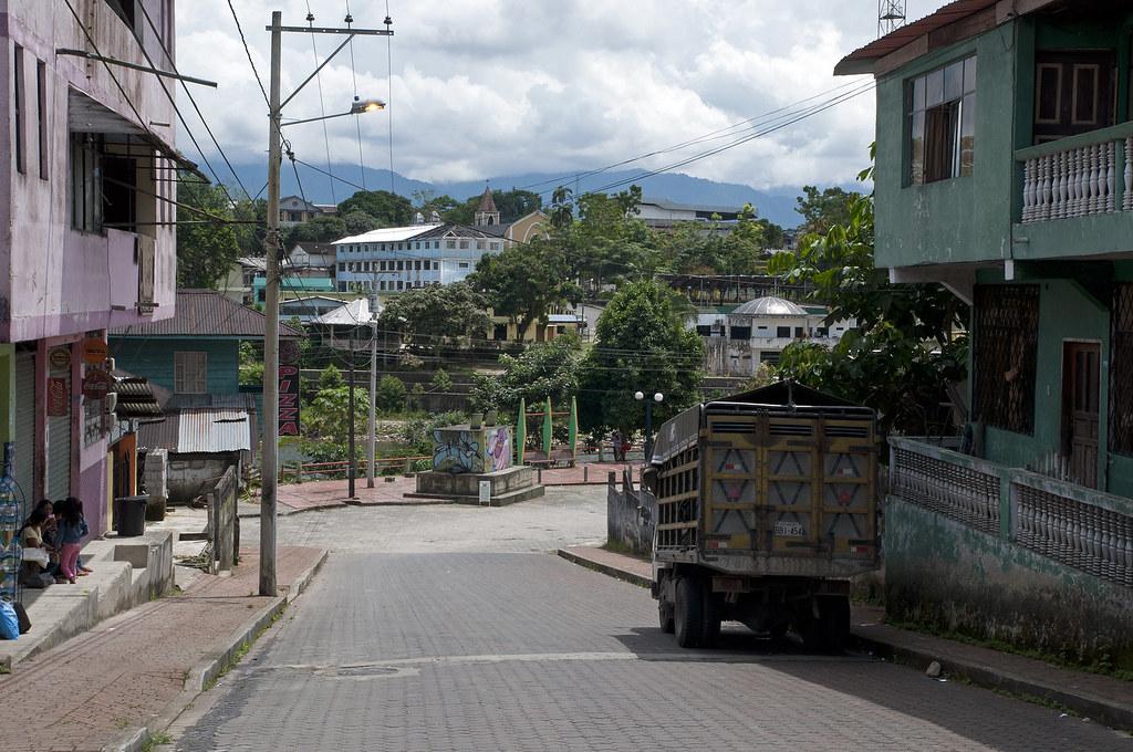 Tena (Ecuador – South America)
